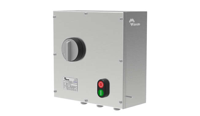 Motor Starter with Motor Protection Atex & IECEx MOTREX SERIES
