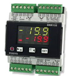 Temperature and Process Controllers